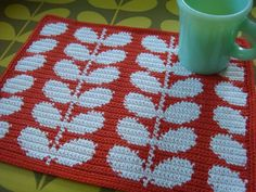 The Salvation Arky:FK ジェダイ ノンパーテンションドプラッター Tea Cozy, Potholders, Diy Crochet, Doilies, Home Deco, Diy And Crafts, Coasters, Crochet Patterns, Tapestry