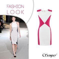 Fashion look Semper #semper #semperfashion #womanfashion #moda #modadamska #modasemper #catwalk #fashionlook #pokaz #pokazmody #wybieg