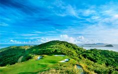 Scenic Island Golf Vacation in the Caribbean