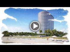 Eighty Seven Park by Renzo Piano, 8701 Collins Avenue, Miami Beach, FL 3...