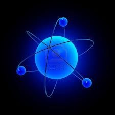 """MATTER IS 99% EMPTY SPACE. ◊ All matter is made of Atoms. ~ Dalton's Atomic Theory. — The centre of an atom is """"like a few flies in a cathedral"""".  ~ Ernest Rutherford."""