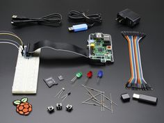 This is a Raspberry Pi 2 starter kit, which does more than Arduino--its an entire computer. Both are designed for beginners and have their strong points and weak points so the compliment each other well. If you guys decide to get both, DONT get both starter packs. Go on the Adafruit website, and you can select JUST the Raspberry Pi or the Arduino components, without the kit stuff. Each are about $40 for just barebones.