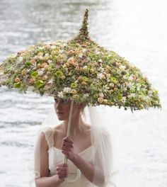Flower Umbrella <3