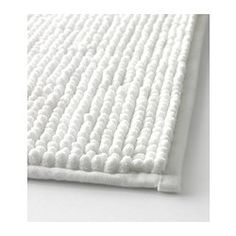 TOFTBO Bathmat - IKEA. I want to get this for our master bathroom.
