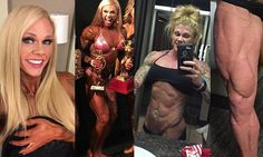 Cammie Lynne Spindel Takes The Overall Title At The 2015 Elite Muscle Classic #femalemuscle #femalemuscleguide #flexing #flex #muscle #muscles #femalebodybuilder #cammielynnespindel #militarymuscle