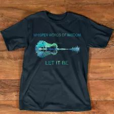 beatles shirt | eBay Beatles Shirt, The Beatles, Hippie T Shirts, High Quality T Shirts, Mail Delivery, Let It Be, Words, Tees, Bleach