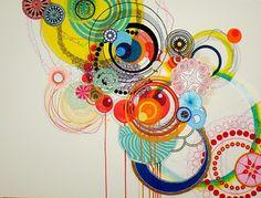 New York, NY Artist Jennifer Sanchez #art