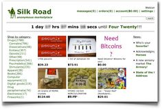 Silk Road: el futuro de la red y el dilema del control