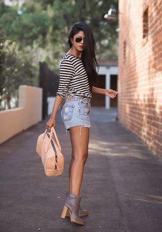 Stripes&shorts