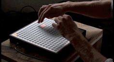 monome I want one of these to play with