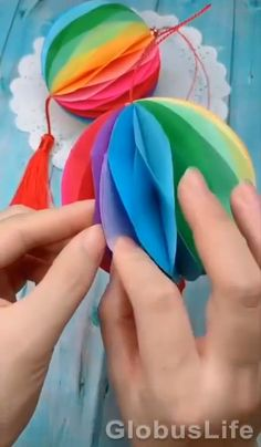 Diy Crafts Hacks, Diy Crafts For Gifts, Diy Home Crafts, Diy Arts And Crafts, Creative Crafts, Cool Paper Crafts, Paper Crafts Origami, Origami Art, Fun Crafts