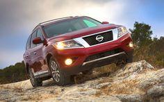 The new 2013 Nissan Pathfinder #PathfinderAdventures #PathfinderAdventures
