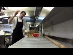 Daniel'in Mutfağı | 18 | İtalyan Makarna Tarifi - Tagliatelle - YouTube
