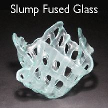 Fusing and slumping firing schedules for recycled glass bottle and window glass art are easy to use and apply to nearly every type of glass.