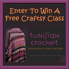 Enter to Win A Free Craftsy Class!