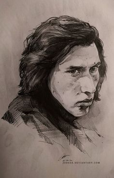 Kylo Ren sketch 2 by jodeee.deviantart on - Ideas of Star Wars Kylo Ren - Kylo Ren sketch 2 by jodeee.deviantart on Star Wars Fan Art, Star Wars Saga, Star Wars Kylo Ren, Reylo, Star Wars Zeichnungen, Knights Of Ren, Star Wars Drawings, Sketch 2, Sketch Inspiration