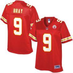 NFL Pro Line Women's Kansas City Chiefs Tyler Bray Team Color Jersey - $99.99