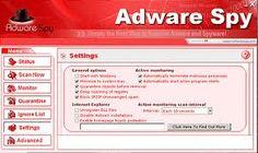 Adware: Un programa de clase adware es cualquier programa que automáticamente muestra publicidad web al usuario durante su instalación o durante su uso para generar lucro a sus autores. 'Ad' en la palabra 'adware' se refiere a 'advertisement' (anuncios) en idioma inglés