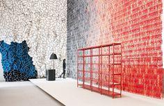 Ronan and Erwan Bouroullec: Momentané exhibition at Les Arts Decoratifs | Best Design Events | Latest Design News, Upcoming Design Events