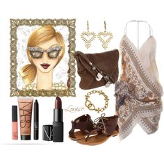 summer #45, created by clayhandler on Polyvore
