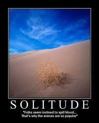Sweet Solitude, Part 1: Two Meanings of Alone