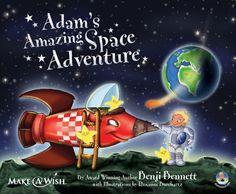 Adam's Amazing Space Adventure   Adam's Cloud - MyKidsTime Store