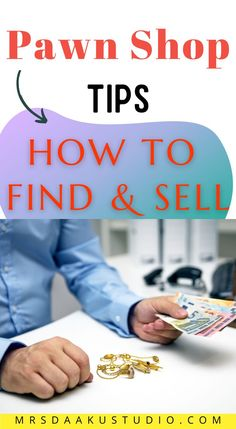 Selling or pawning used items at pawnshops (or owning a pawn shop business franchise) is one of the best side hustles to make extra money. Want to know how? Read this post to to get all the details.