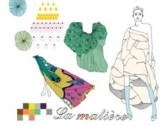 fashion book 2 by Sophie Leblanc, via Behance