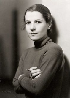 A young Ruth Gordon way before 'Harold and Maude'