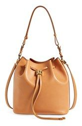Salvatore Ferragamo 'Sansy' Leather Bucket Bag