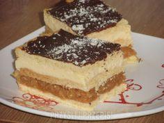 Ciasto z jabłkami i masą serową Tiramisu, Ale, Cheesecake, Sweets, Ethnic Recipes, Food, Polish, Vitreous Enamel, Gummi Candy