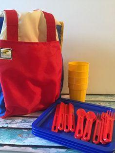 Vintage Sungear Collection Kalor Insulated Cooler Picnic Bag   Home & Garden, Yard, Garden & Outdoor Living, Outdoor Cooking & Eating   eBay!