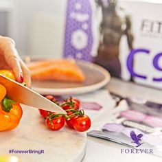 Eating healthy means your body will have the strength to #BringIt when it matters the most. #Forever #C9 #L4L #animals #tagforlikes #instafollow