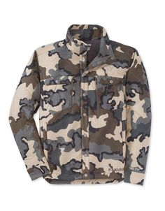 951359599009b Buy the Insulated Snap Shirt online at KUIU. This button up hunting shirt  is a
