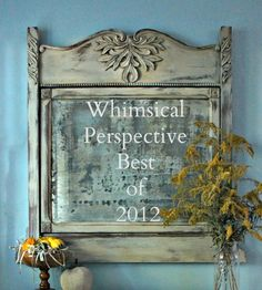 Whimsical Perspective: My Top 10 Furniture Reveals 2012