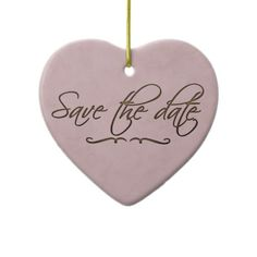 save the date christmas ornament wedding stuff for my loves