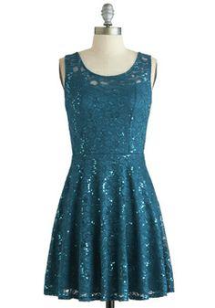 Just Dazzle Me Dress, #ModCloth