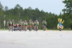 Although we haven't crossed the finish line in the fight to Stop Diabetes, we get closer every year with the money raised through our Tour de Cure cycling events. More than 60,000 people participate annually across the United States to spread inspiration and to raise awareness by riding their bikes for friends, family and loved ones.