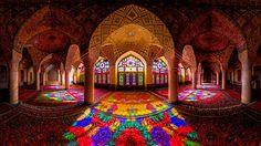A incrível arquitetura de Igrejas Islâmicas