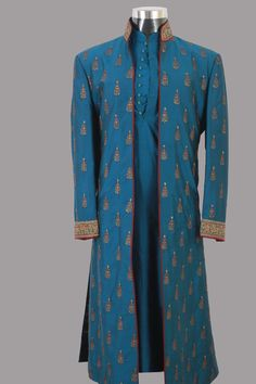Size - 42 ll Price - 20940 ll Brand Diwan  Saheb ll Type - sherwani