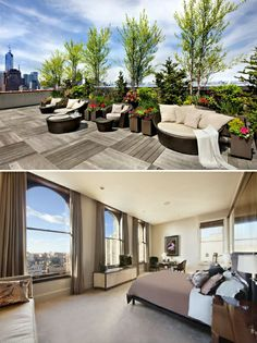 Jon Bon Jovi's SoHo penthouse in NYC