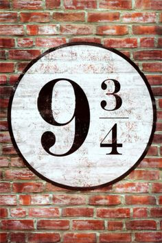 Platform 9 3/4 King's Cross Poster Print Poster at AllPosters.com