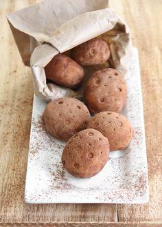 potato petit fours