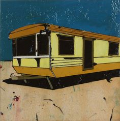 5. TRACEY OLDHAM by East Street Arts, via Flickr Summer Holiday Caravan at the Seaside