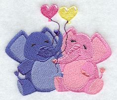 Machine Embroidery Designs at Embroidery Library! - Color Change - F8598 12313