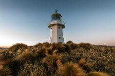 Pencarrow Lighthouse – New Zealand