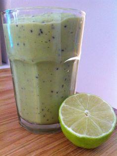 kiwi lime avocado