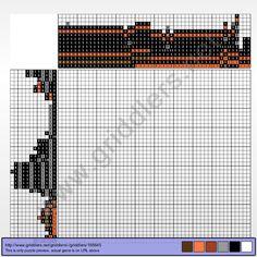 Griddlers Puzzle 188645 Rabot Gent (Belgium)