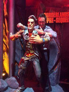 Handsome Jack Borderlands, Borderlands Series, Tales From The Borderlands, Fantasy Setting, Bioshock, Video Game Art, Best Memories, Best Games, Videogames