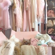Discovered by Find images and videos about pink, clothes and girly on We Heart It - the app to get lost in what you love. Princess Aesthetic, Pink Aesthetic, Gabriella Demartino, Just Girly Things, Girly Stuff, Pink Stuff, Everything Pink, Girls Life, Girly Girl